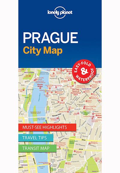 PRAGUE CITY MAP (TRAVEL GUIDE)