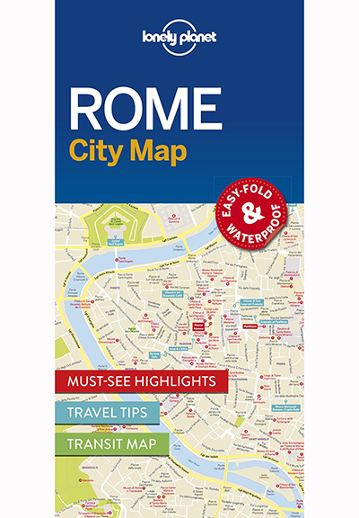 ROME CITY MAP (TRAVEL GUIDE)