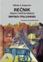 SRPSKO - ITALIJANSKI REČNIK FRAZA I OPŠTIH IZRAZA