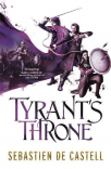tyrants throne the greatcoats book 4