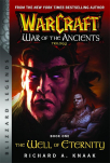 warcraft war of the ancients book one the well of eternity blizzard legends