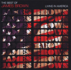 living in america the best of james brown