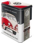 Nostalgic art kutija sa poklopcem - VW good