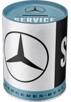 Nostalgic art kutija za novac - Mercedes service