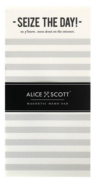 Notes - Magnetic, Alice Scott