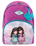 Ranac Double Zip Friends Walk Together