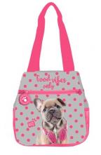 Torbica, Handbag - Studio Pets Pink Dog