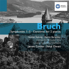 bruch symphonies and concerto for 2 pianos