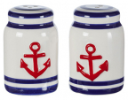 set za so i biber nautical red anchor