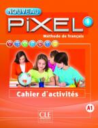 Nouveau pixel 1, francuski jezik, radna sveska za 5. razred osnovne škole