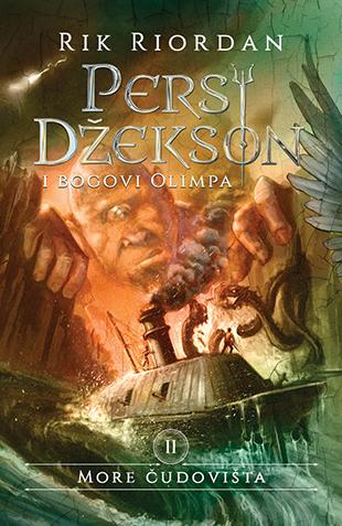 Persi Džekson i bogovi Olimpa II - More čudovišta