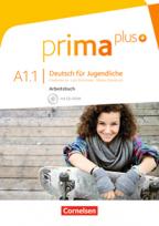 Prima plus A1.1, nemački jezik, radna sveska za 5. razred osnovne škole