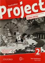 Project 2, engleski jezik, radna sveska za 5. razred osnovne škole - srpsko izdanje