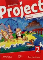 Project 2, engleski jezik, udžbenik za 5.i 6. razred osnovne škole - četvrto izdanje