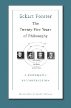 The Twenty-Five Years Of Philosophy: A Systematic Reconstruction