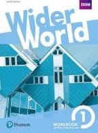 WIDER WORLD 1 - ENGLESKI JEZIK, RADNA SVESKA ZA 5. RAZRED OSNOVNE ŠKOLE