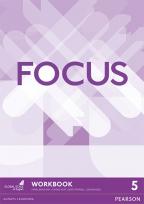 Focus 5, engleski jezik, radna sveska za 5. razred osnovne škole