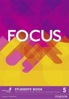 Focus 5, engleski jezik, udžbenik za 5. razred osnovne škole