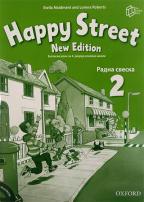 Happy street 2, engleski jezik, radna sveska za 4. razred osnovne škole
