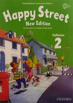 Happy street 2, engleski jezik, udžbenik za 4. razred osnovne škole