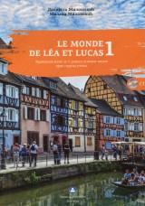 La monde de lea et lucas 1, francuski jezik, udžbenik za 5. razred osnovne škole