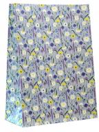 Ukrasna kesa - Plavo Ljubičasto Cveće, L