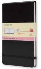 moleskine large watercolour notebook