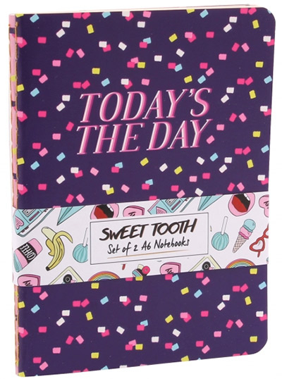 Notes - Sweet Tooth, Today's The Day, Ain't Nobody