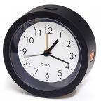 Sat sa alarmom i svetlom - Black