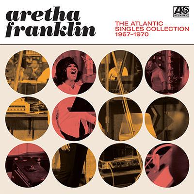 THE ATLANTIC SINGLES COLLECTION 1967-1970 (VINYL)