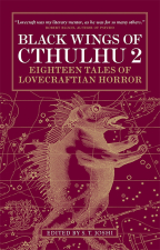 Black Wings Of Cthulhu, Vol. 2