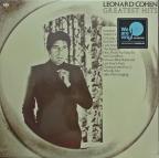 Leondard Cohen Greatest Hits (Vinyl)