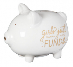 Kasica - Wanna Have Funds Lucky Penny Piggy