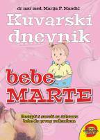 Kuvarski dnevnik bebe Marte - deveto izdanje