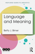 LANGUAGE AND MEANING