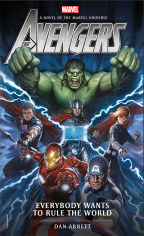 Marvel Novels - Avengers