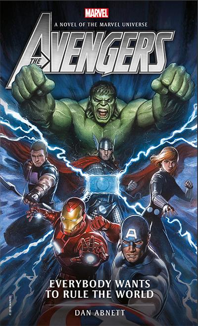 Marvel Novels - Avengers