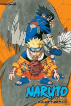 Naruto 3 In 1 Edition, Vol. 3