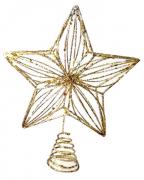 Novogodišnja figura - Gold Star Topper
