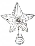 Novogodišnja figura - Silver Star Topper