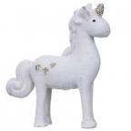 Novogodišnja figura - Unicorn Standing, S