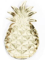Posuda za nakit - Pineapple Sophia Gold