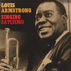 Singing' Satchmo (Vinyl)