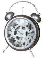 Stoni sat - Alarm Clock, silver
