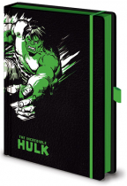 Agenda Marvel - Hulk