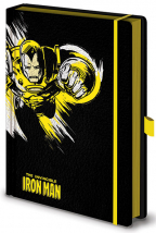 Agenda Marvel - Iron Man
