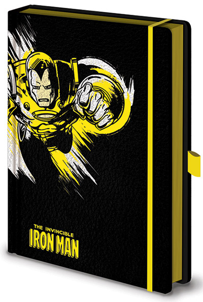 Agenda Marvel - Iron Man