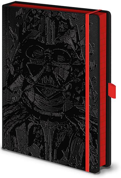Agenda Star Wars - Vader Art