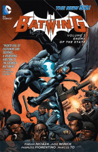 BATWING VOLUME 3 ENEMY OF THE STATE (THE NEW 52)
