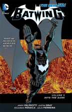 BATWING VOLUME 5 INTO THE DARK (THE NEW 52)